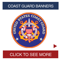 Coast Guard Banners