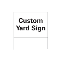 Create Your Own Yard Signs