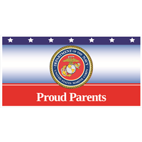 """Parents"" Marines Banners"