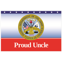 """Uncle"" Army Yard Signs"