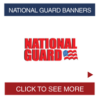 National Guard Banners