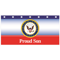 """Son"" Navy Banners"